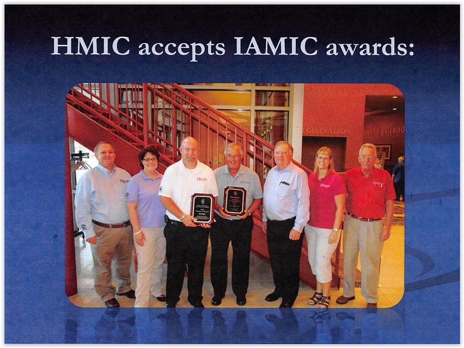 IAMIC Award